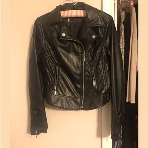 Jackets & Blazers - Leather Jacket from Kohl's